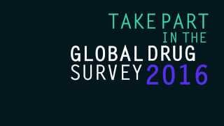 GDS2016 - The Biggest Drug Survey Ever