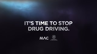 It's Time To Stop Drug Driving