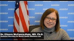 SAMHSA's 15th Annual Prevention Day Afternoon Plenary Recording